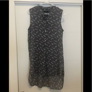 Max Jeans Rayon Sleeveless Tank Top
